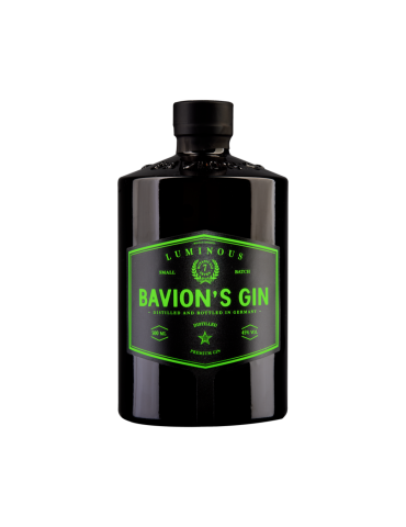 LUMINOUS GIN (Bavion`s Gin)...