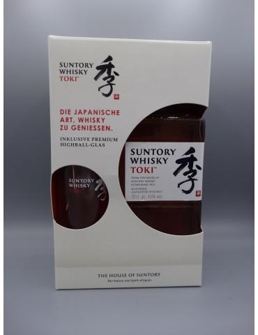 SUNTORY Whisky TOKI mit...