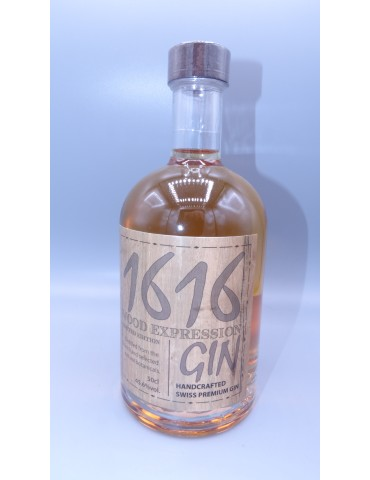 Gin 1616 Wood Expression...