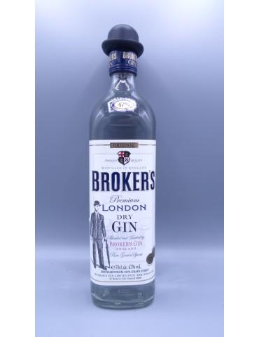Broker`s London Dry Gin...