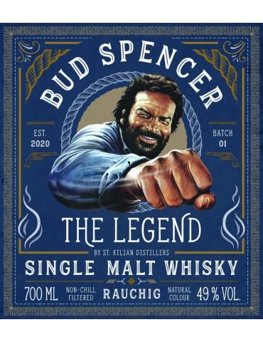 BUD SPENCER WHISKY - THE...