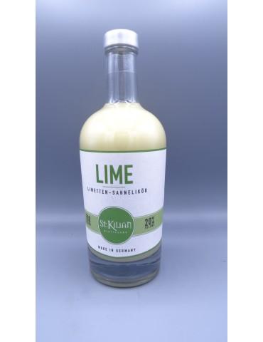 LIME Limetten-Sahnelikör...